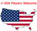 No USA Players